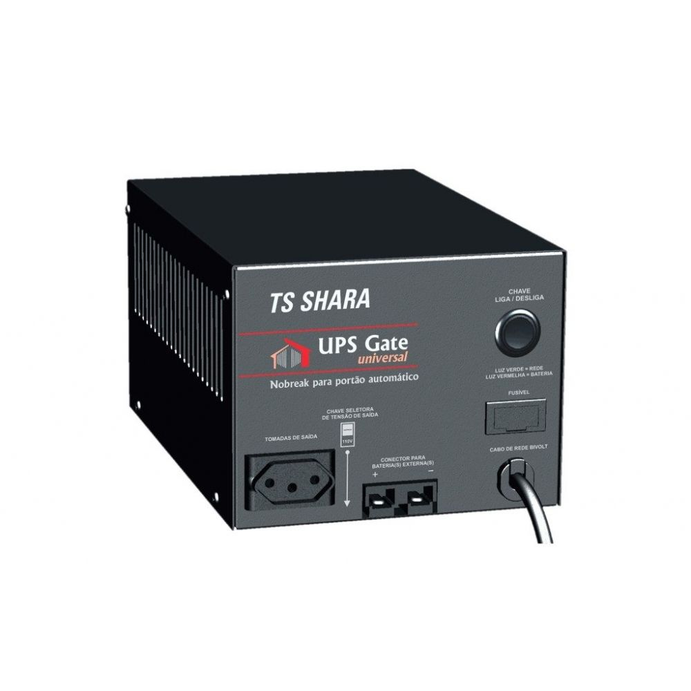 No-break TS Shara UPS Gate Universal 1200
